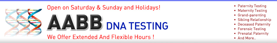 DNA Testing NYC - AABB DNA Testing - MD supervised  paternity DNA testing and Immigration DNA testing at the best price.
