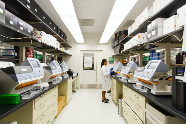 AABB DNA Testing Labs Accreditation